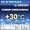 Ну и погода в Самаре - Поминутный прогноз погоды